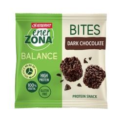 ENERZONA BITES DARK CHOCOLATE