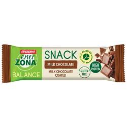 ENERZONA SNACK BALANCE MILK CHOCOLATE