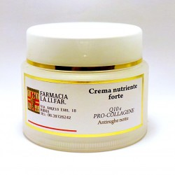CREMA NUTRIENTE FORTE Q10 E PRO-COLLAGENE